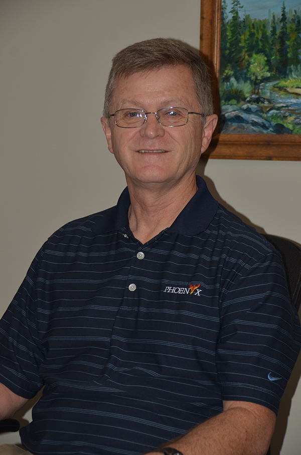 Tim Stickly VP Government Services at Phoenix