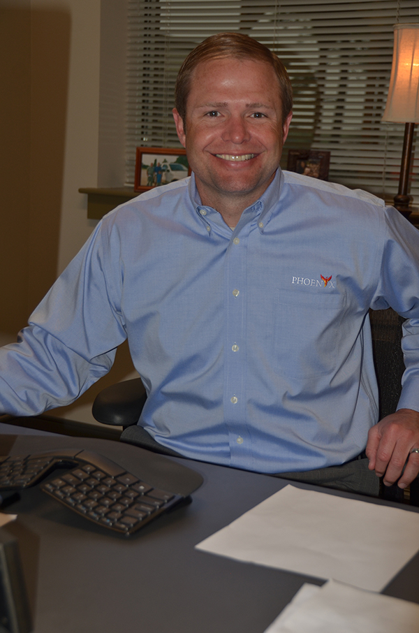 Wes Tyler VP Manufacturing Phoenix